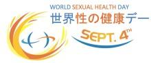 世界性の健康デーJAPAN Logo